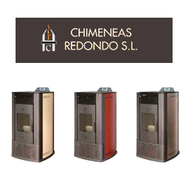 Chimeneas Redondo