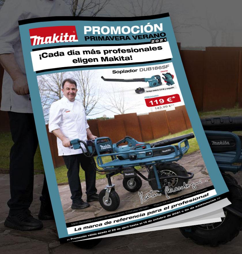 Makita promociones